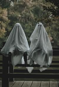 The Ghosts poetry stories