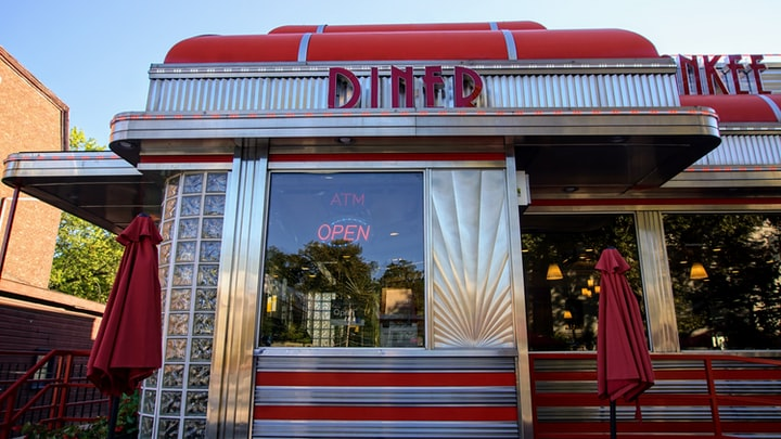 Sundays at the Diner
