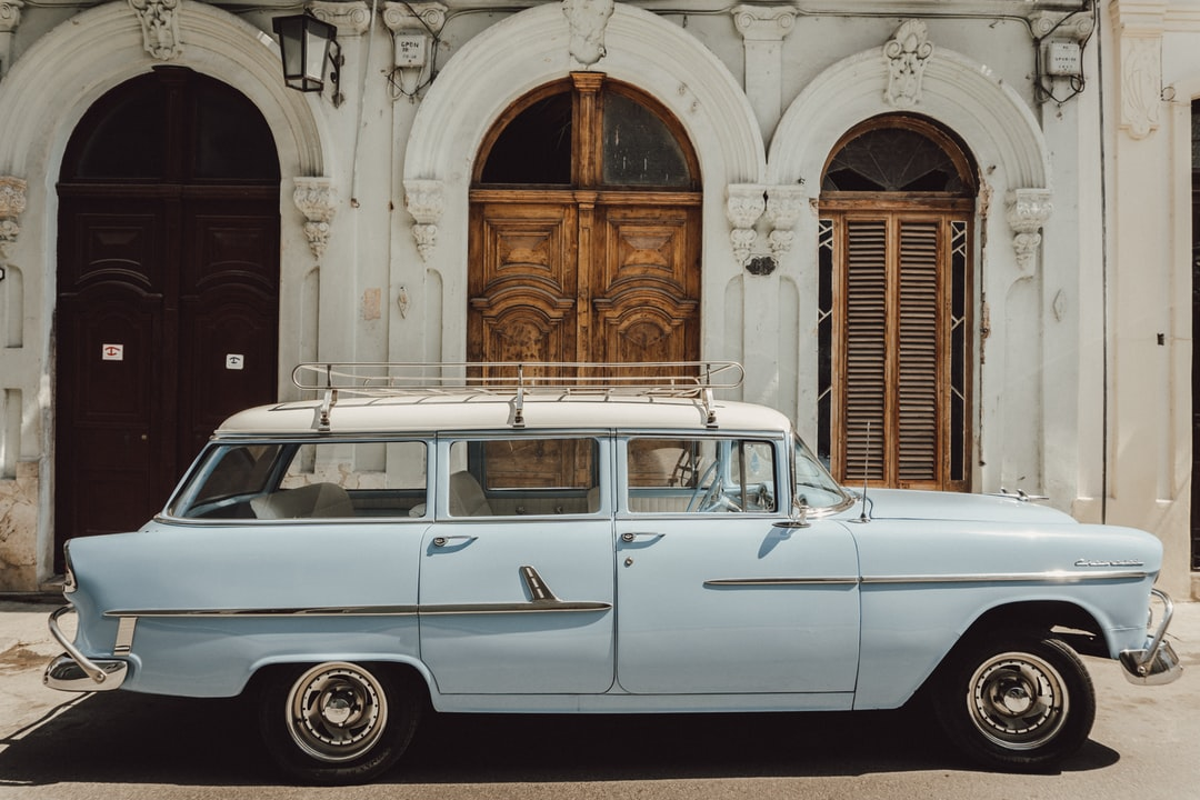 Vintage Cars of Havana, Cuba - unsplash