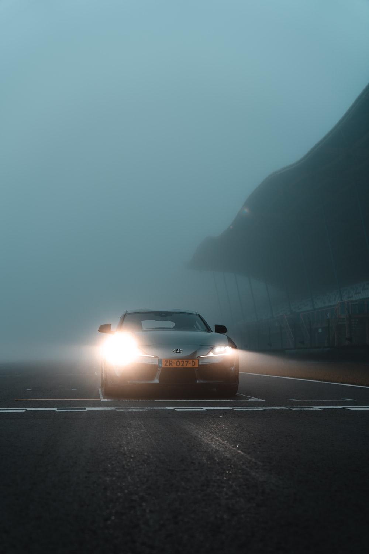 brown car on road during daytime