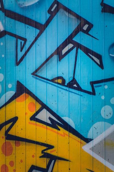 Urban street art – Graffiti