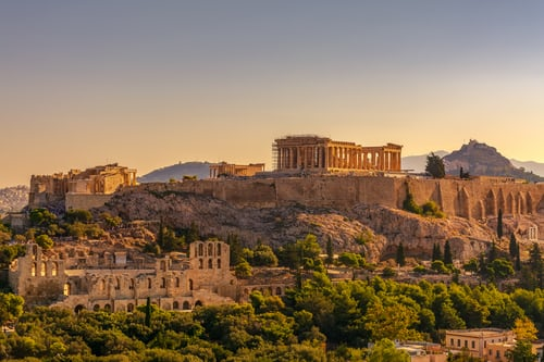 Visiting the Acropolis, Places to Visit in Greece in May