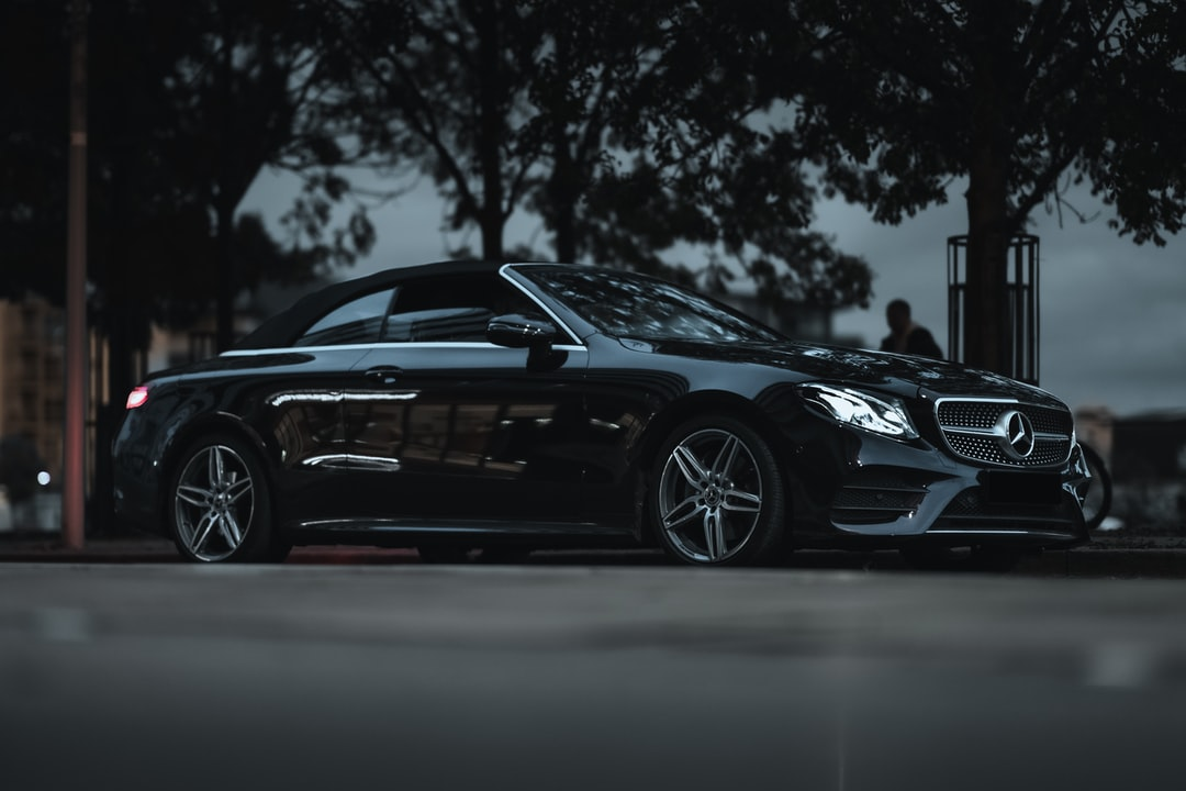 Mercedes  - unsplash
