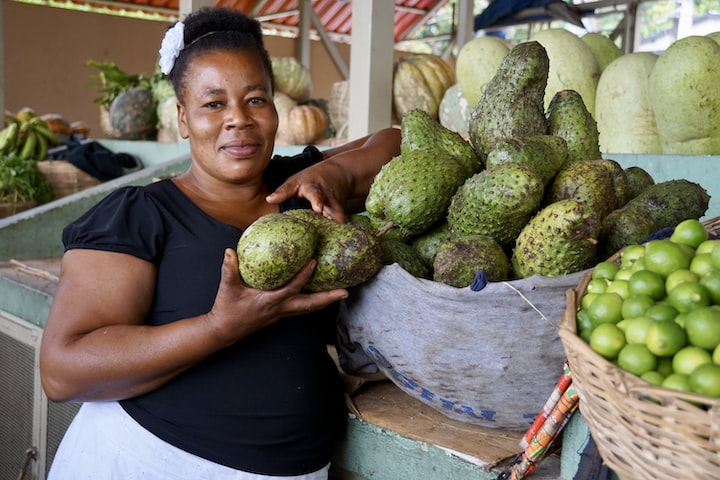 Experiencing the Flavor of Haiti