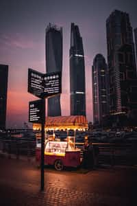 The man with the Ice-cream cart ice-cream stories