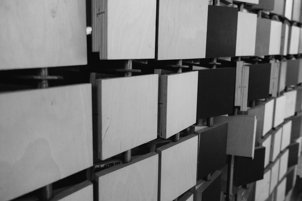white and black wooden cabinet