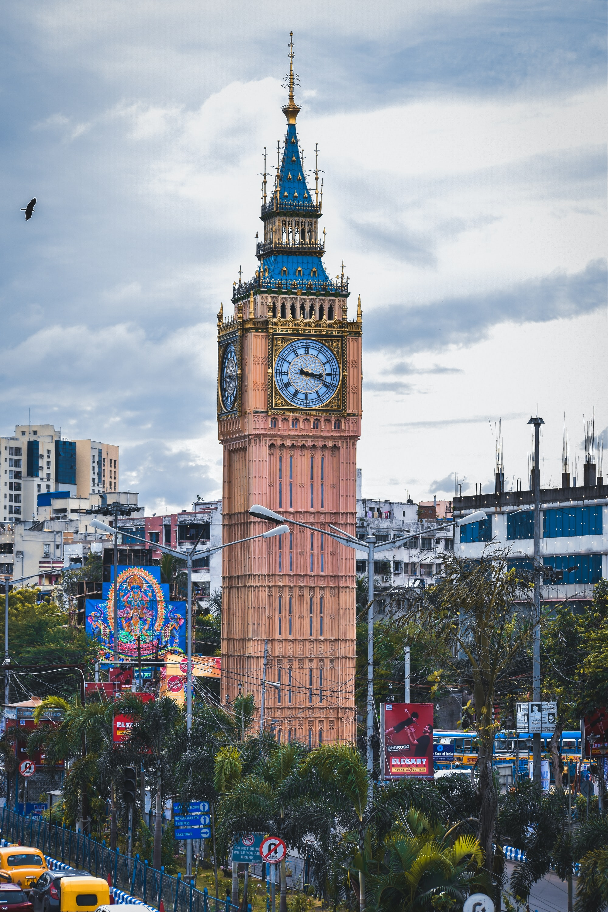 The Big Ben Of Kolkata