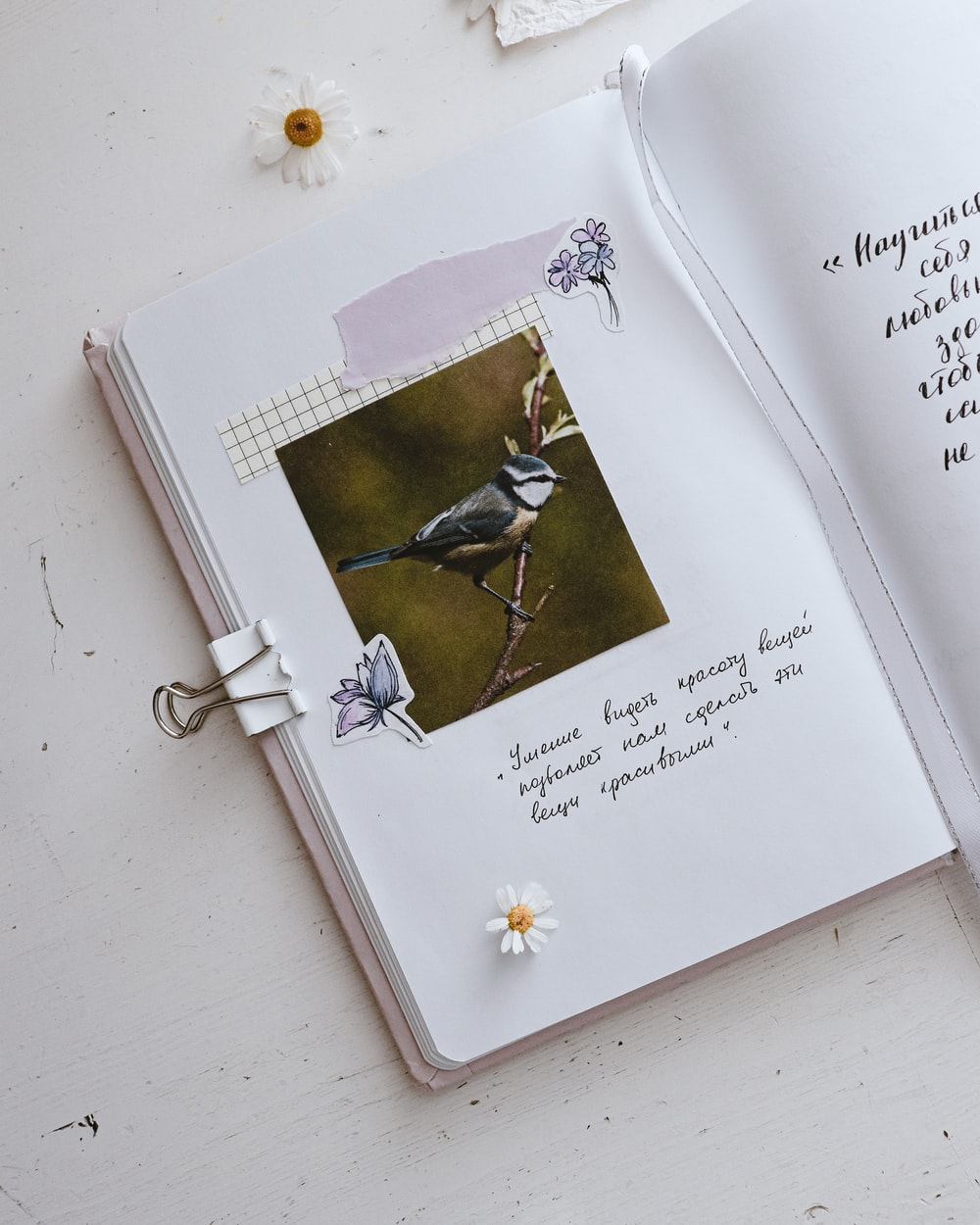 happy birthday greeting card on white surface