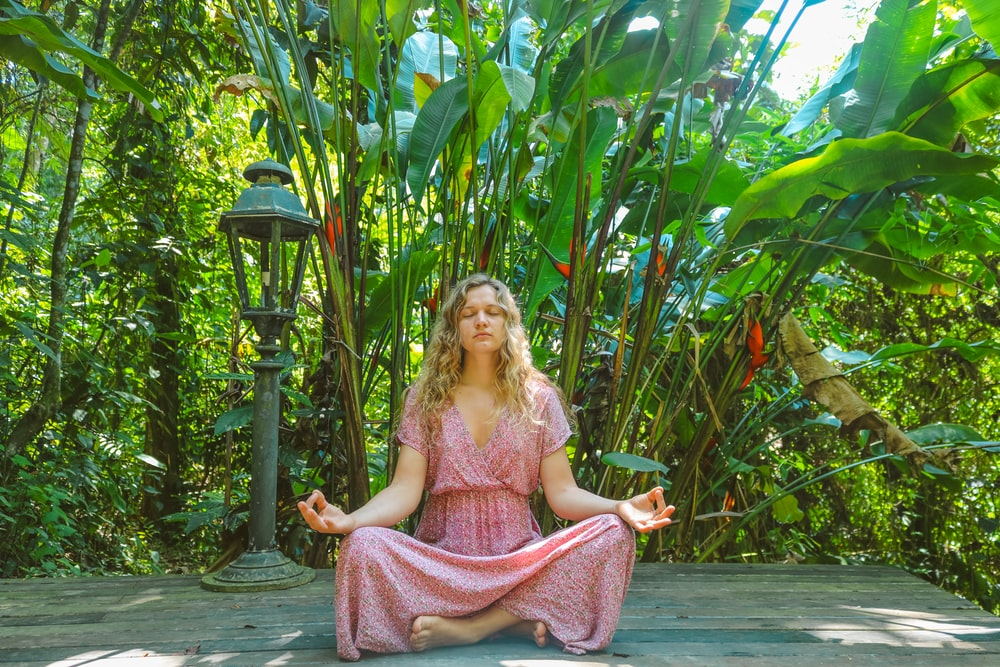 Breath observation is one of the techniques of mindfulness meditation