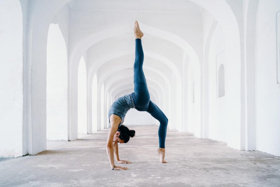 balance mental health and yoga