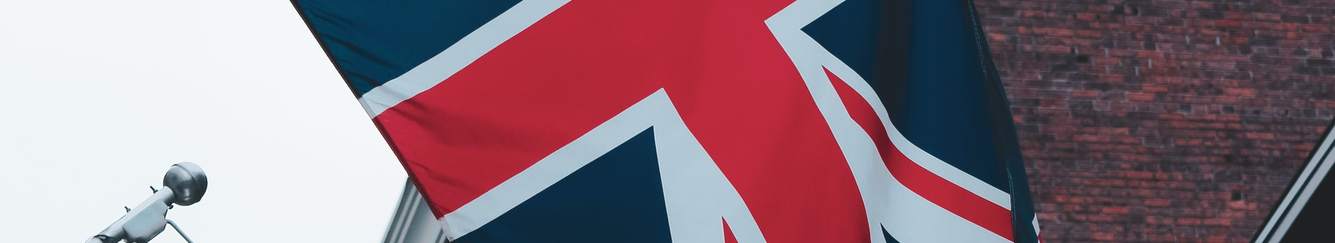 blue white and red star flag