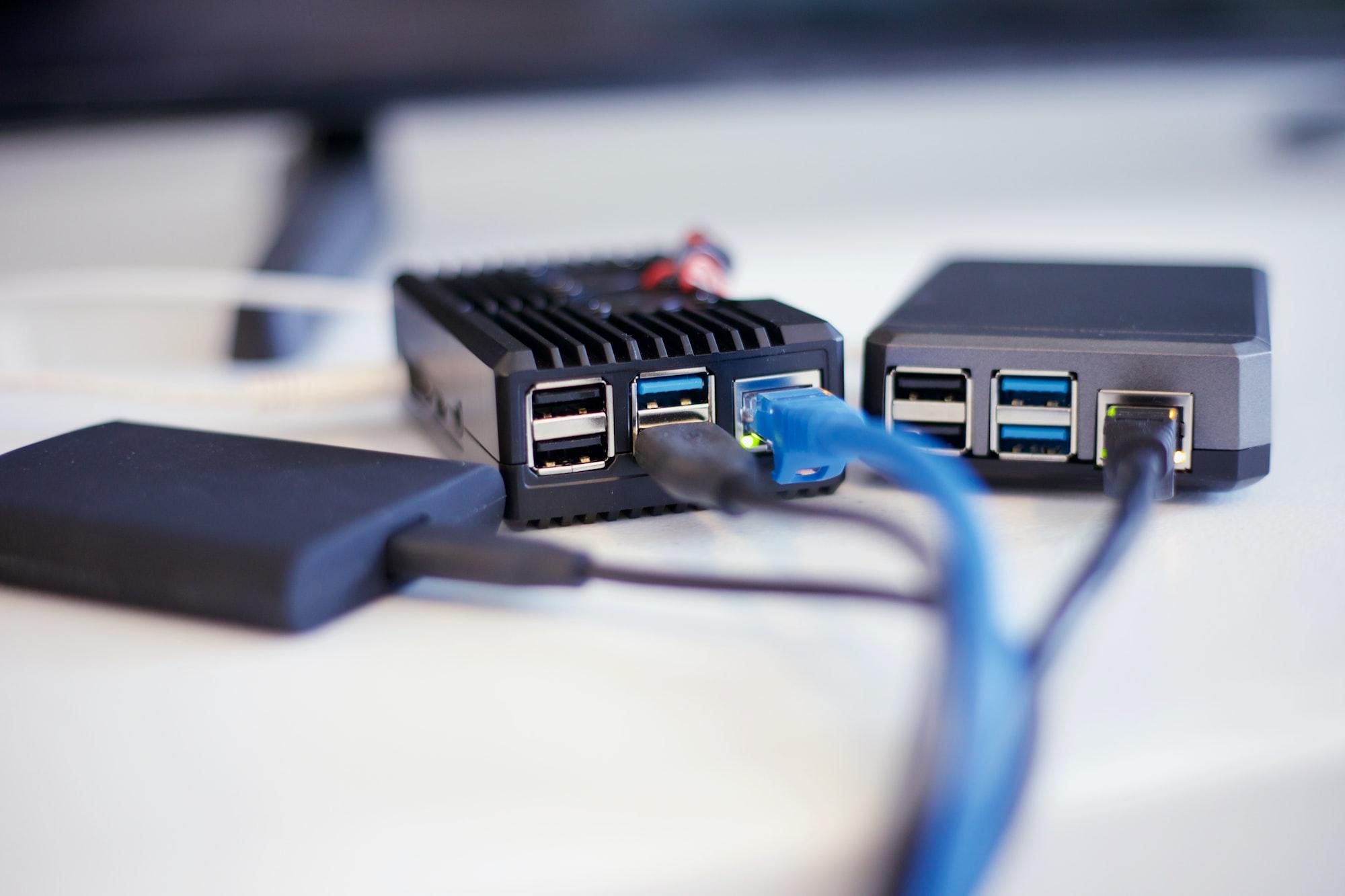 Turn a Raspberry Pi into a NAS (Network Attached Storage) Server