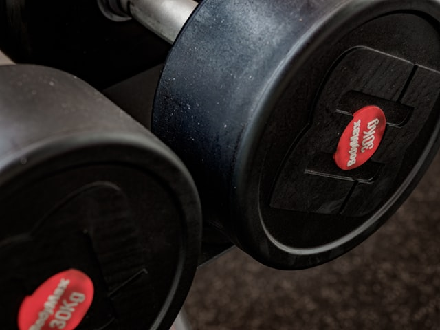 Weight Training in Body Building