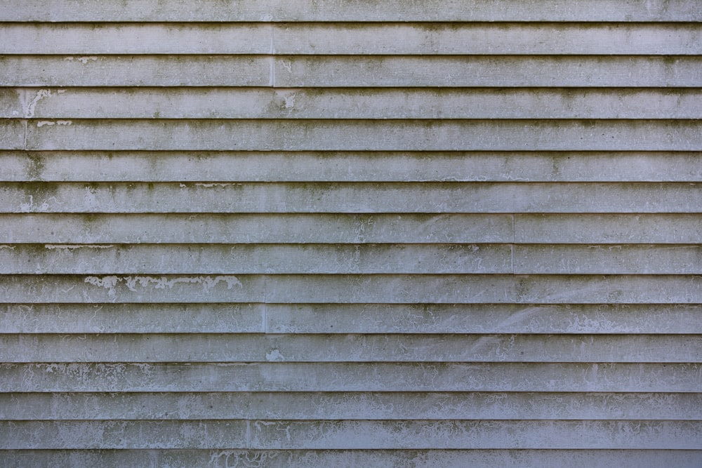 brown and white wooden wall