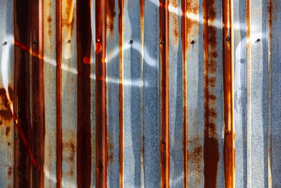brown and white striped wall rust zoom background