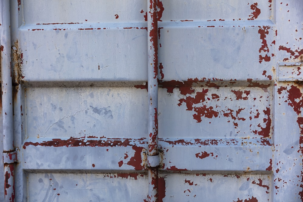 white and red wooden board