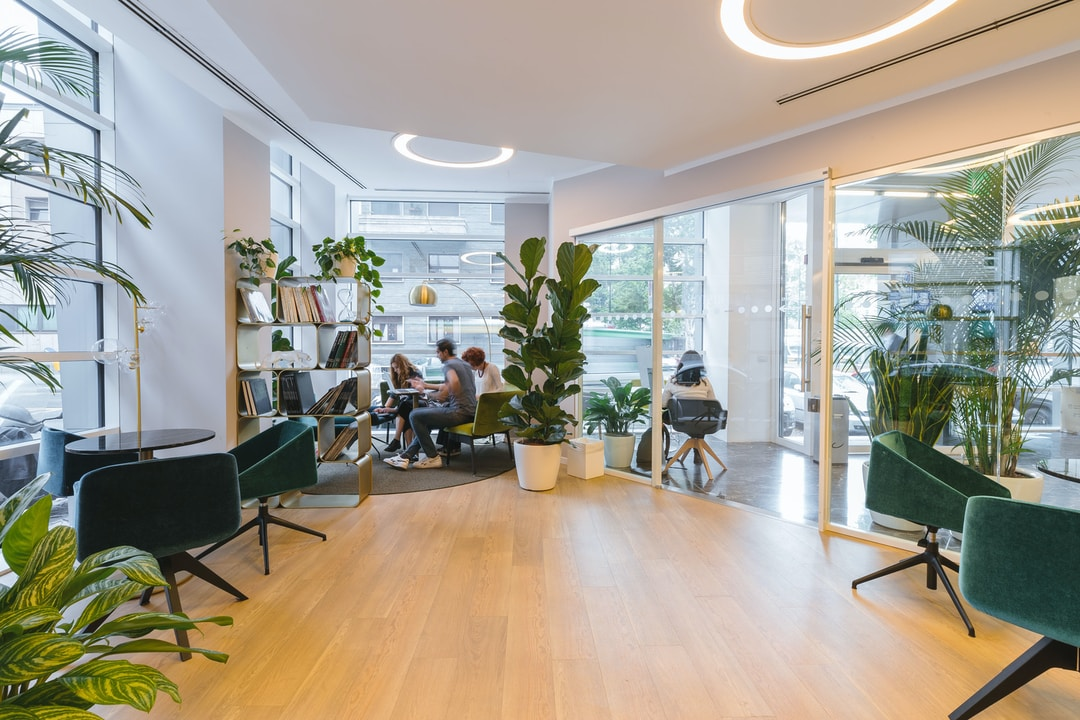 Give A Changed Look To Your Office An Boost Your Employee Performance