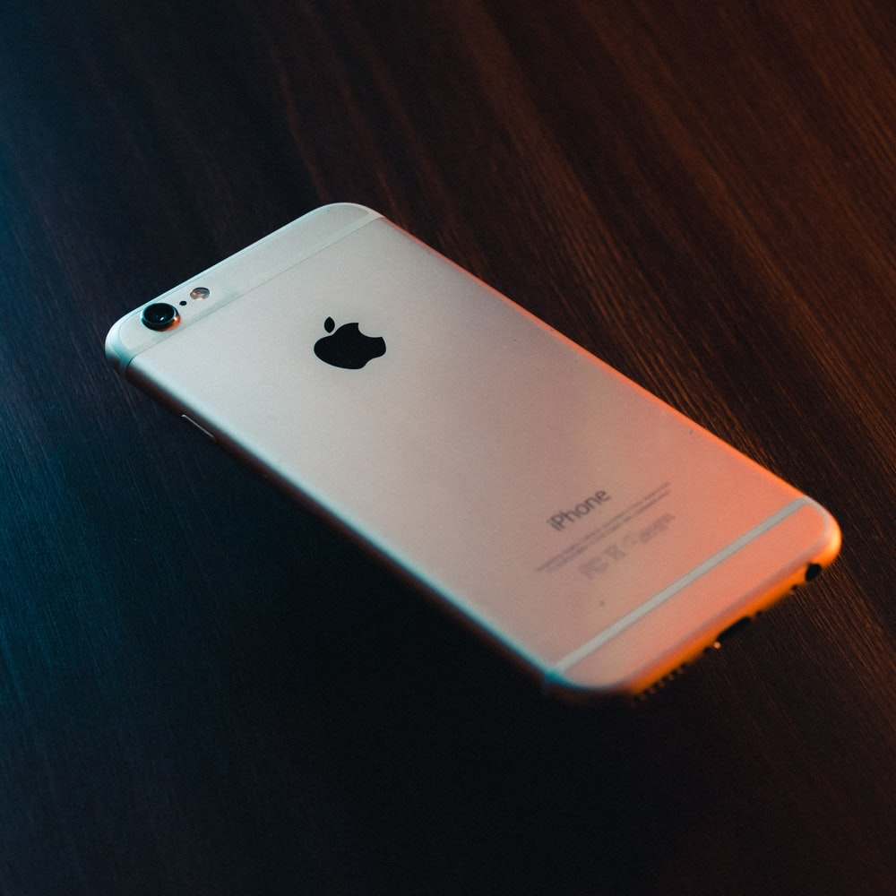 rose gold iphone 6 s