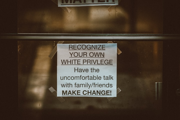 White Privilege Does NOT Exist & I Am Not A Victim