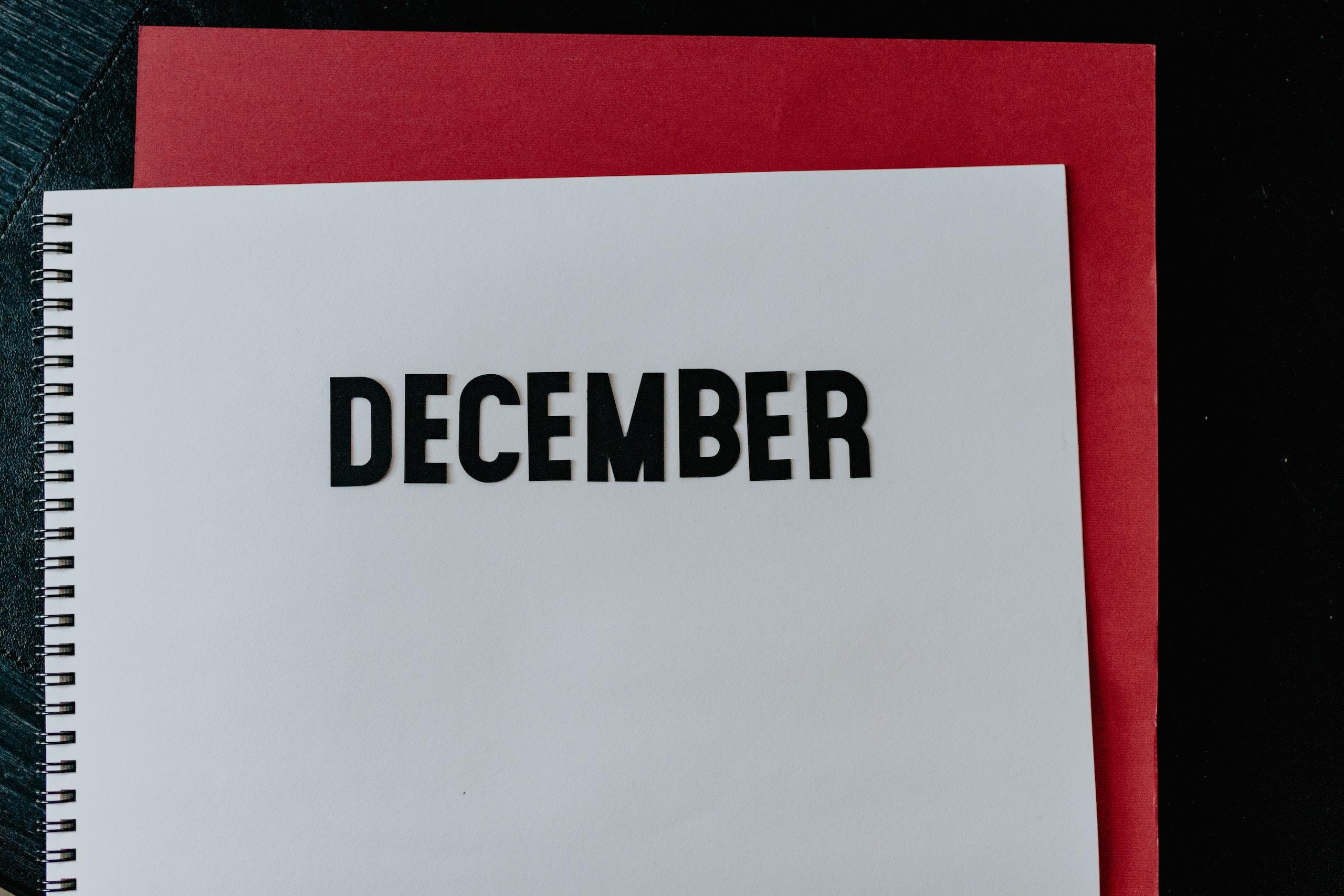 心情写照 12月篇