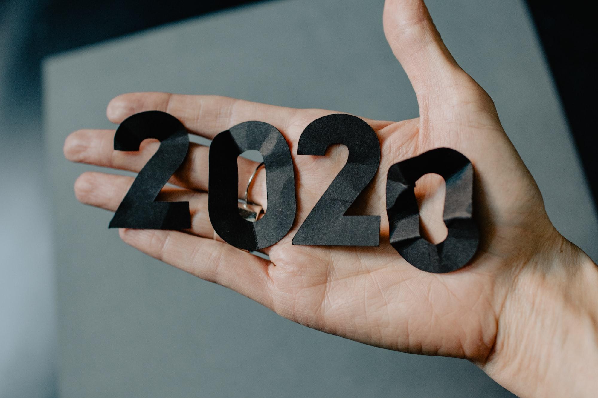 🐄 2020年度回顾