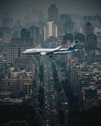 Take off  flight stories