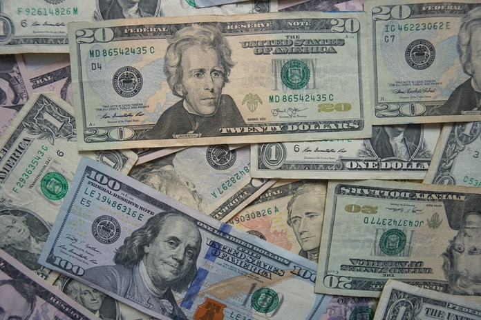 Money Background - US Currency