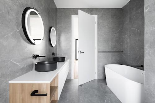 bathroom renovations gungahlin