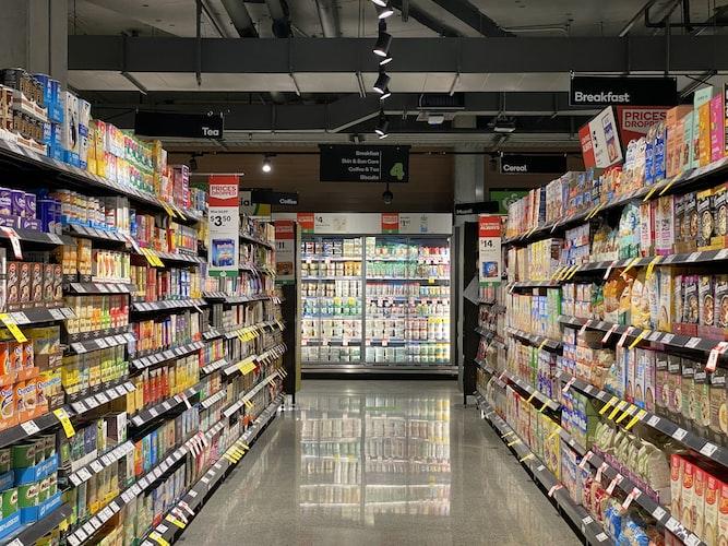 Super-marché. | Photo : Unsplash