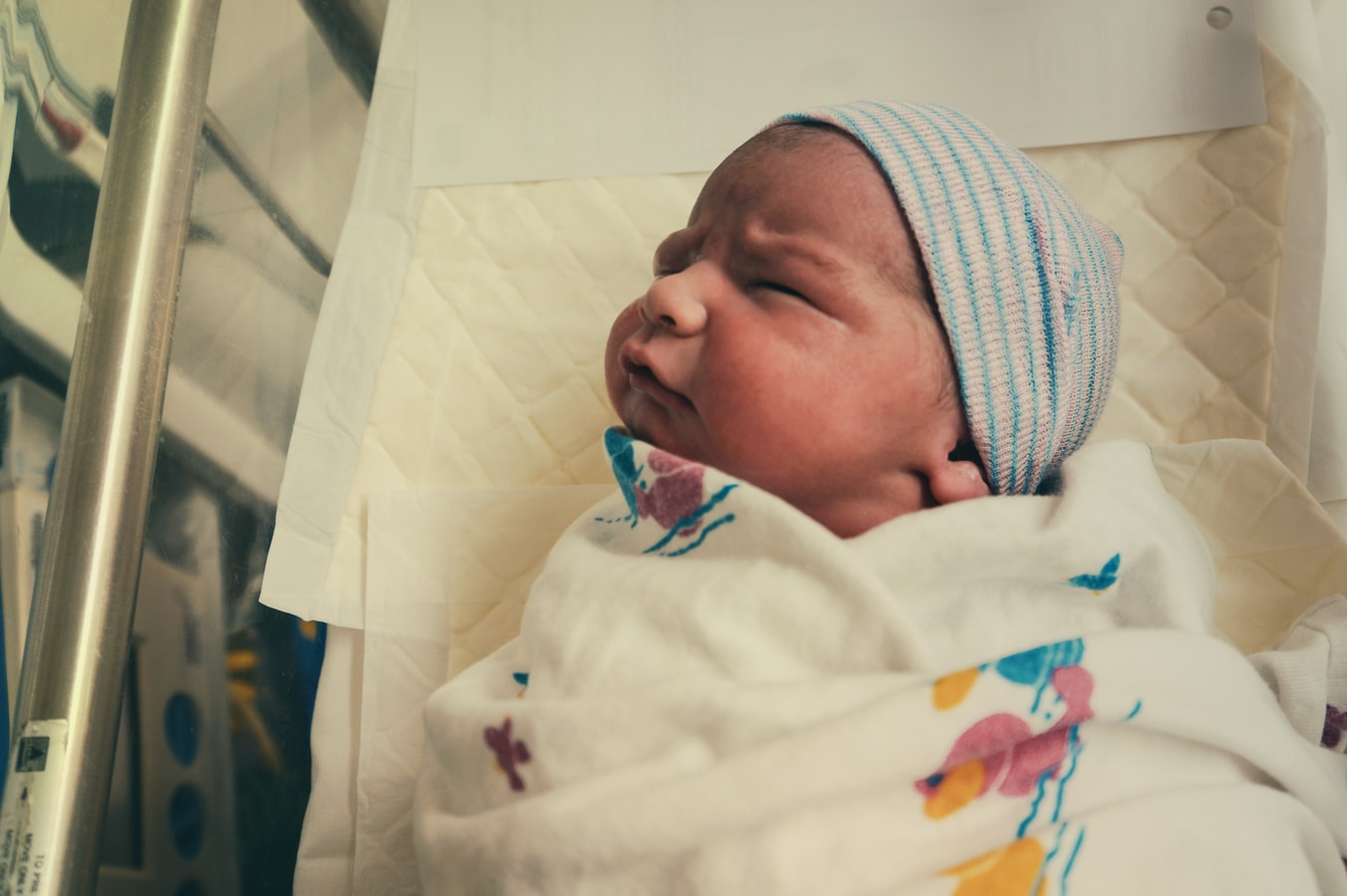 are pacifiers safe for newborns?