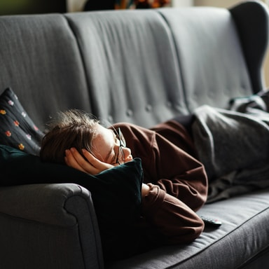 What To Do If You're Tired Without Having Actually Done Anything