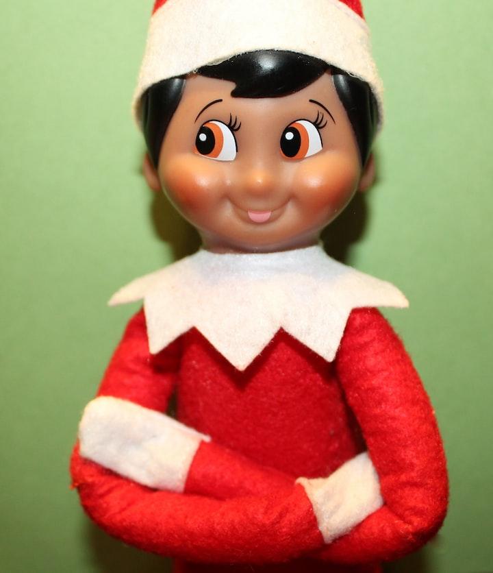 Clumsy Ella the Elf: