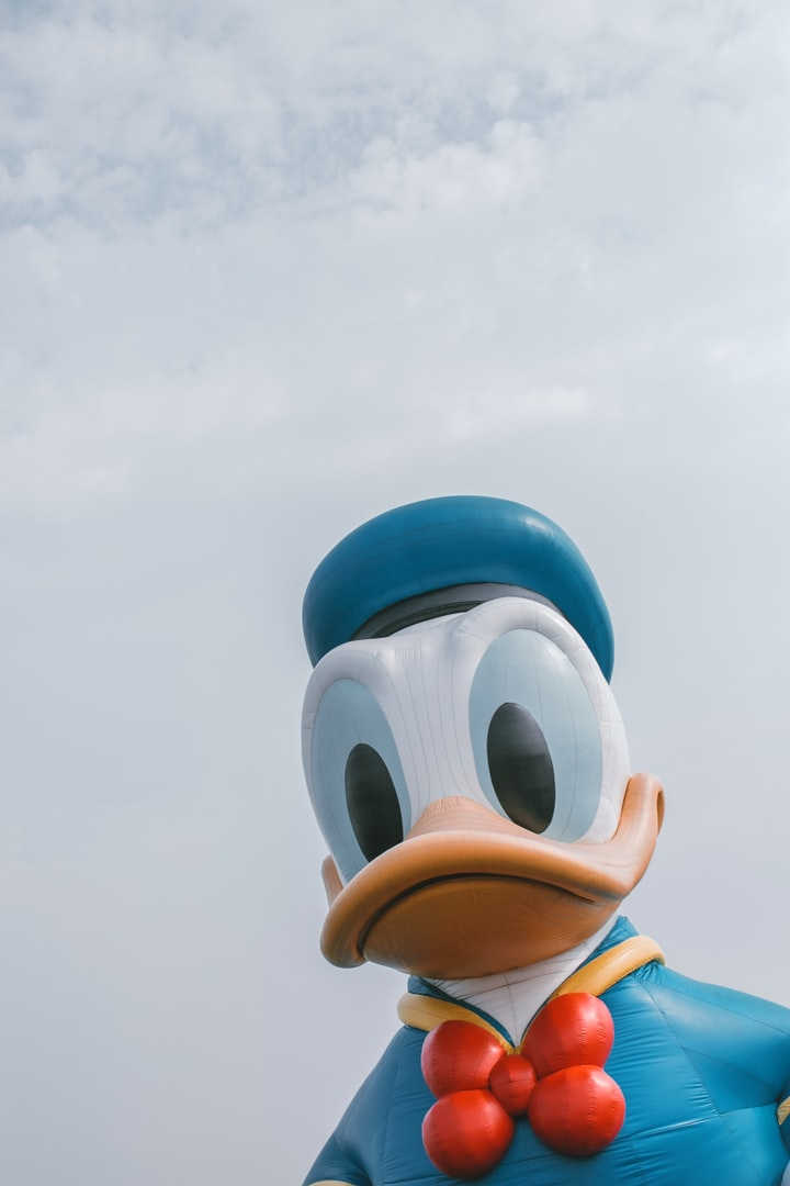 Do you know what June 9th is? It is the magical Donald Duck Day