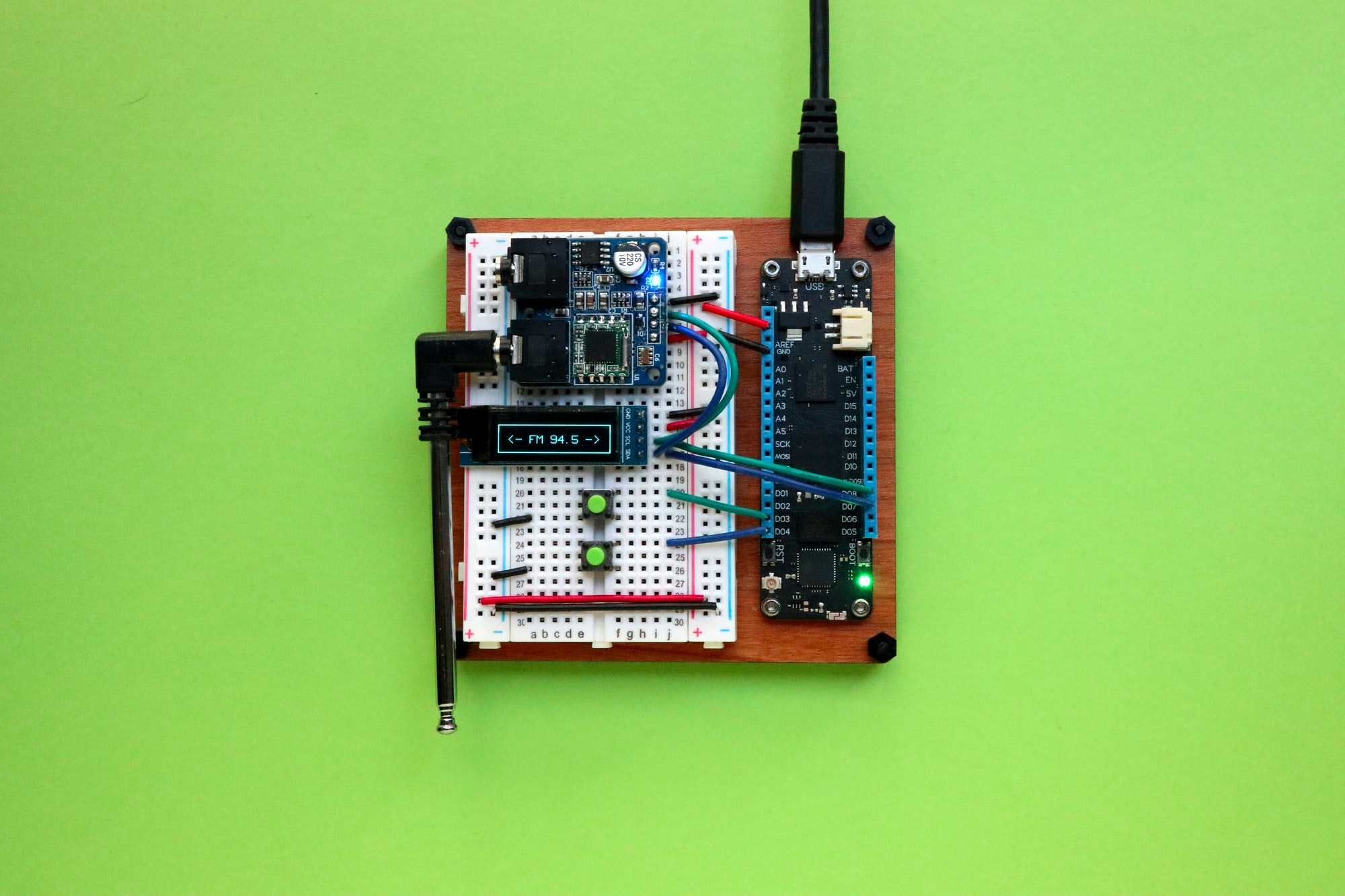 Sensor technology in the Internet of Things