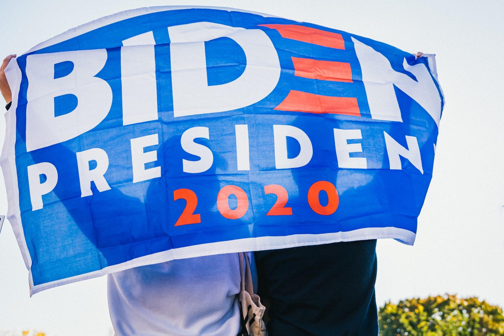 More BS from Biden