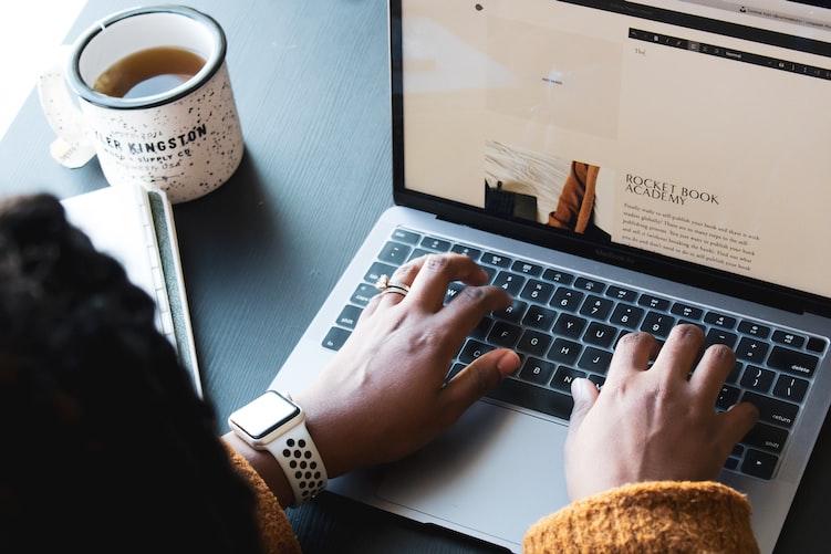 writing blog posts for Google rankings