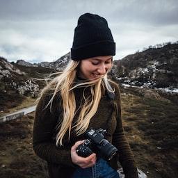 Kaley Houston, Professional Photographer
