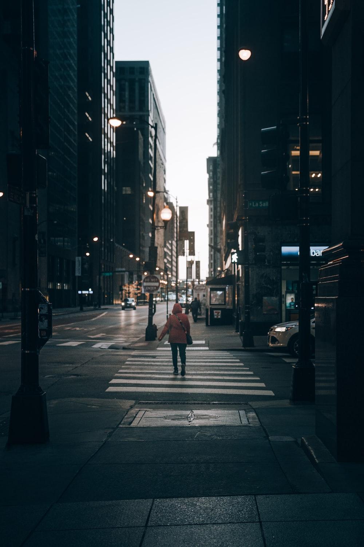 people walking on pedestrian lane during daytime