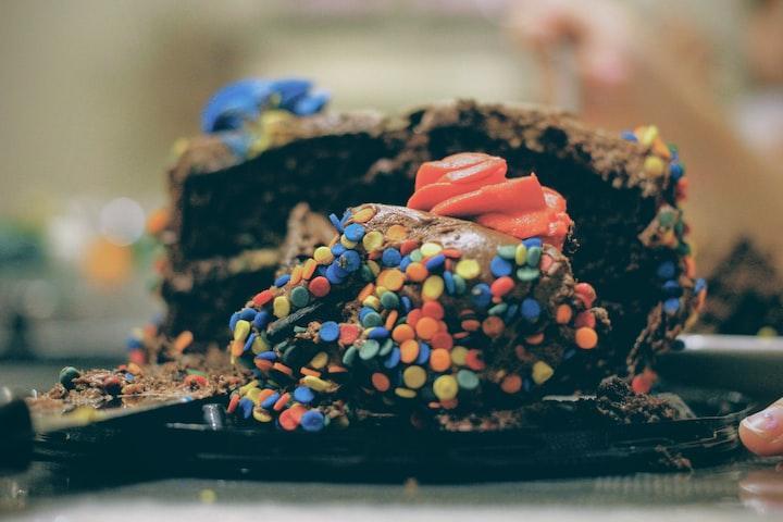 The Chocolate Cake Accountant