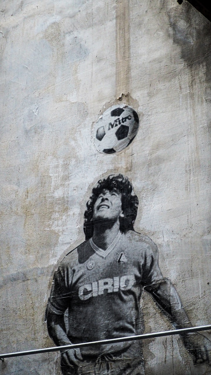 5 ways soccer star Maradona captured the world's imagination