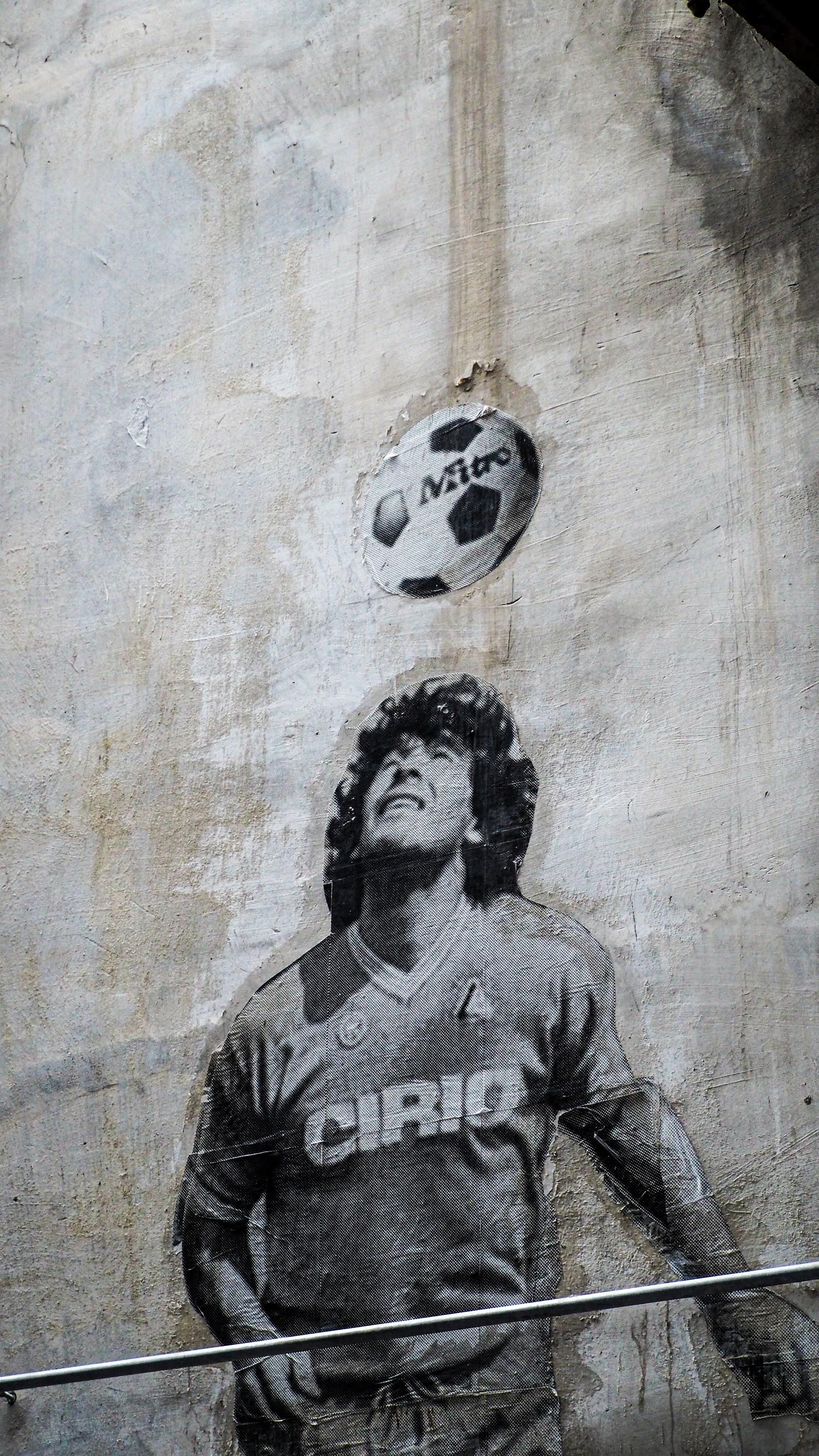 Diego Armando Maradona se transforma de leyenda en inmortal