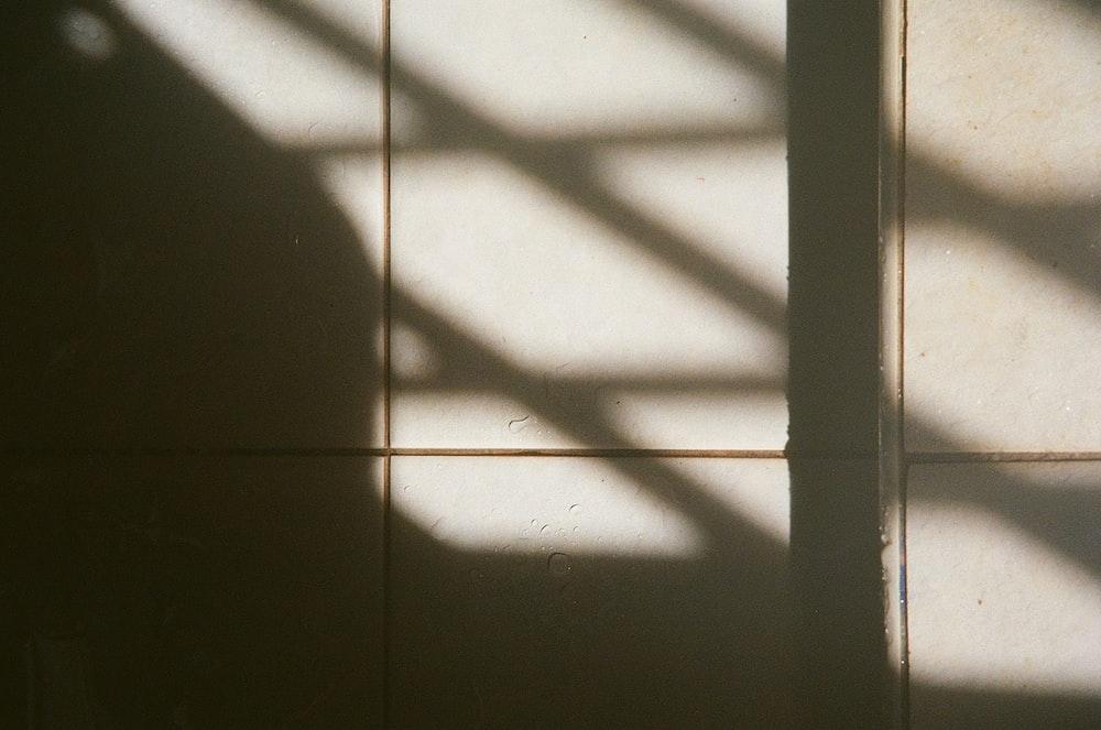 white metal frame during daytime