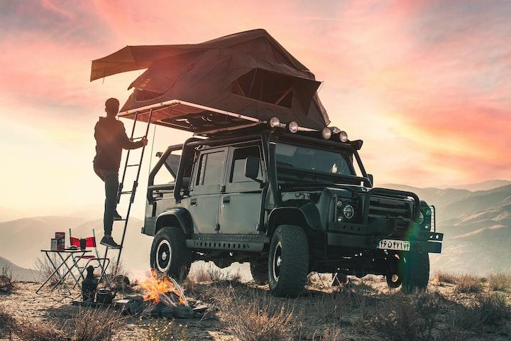 Checklist for your next Overlanding adventure.