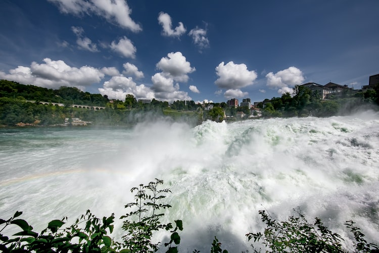 The Rhine falls, Things to Do in Switzerland in July