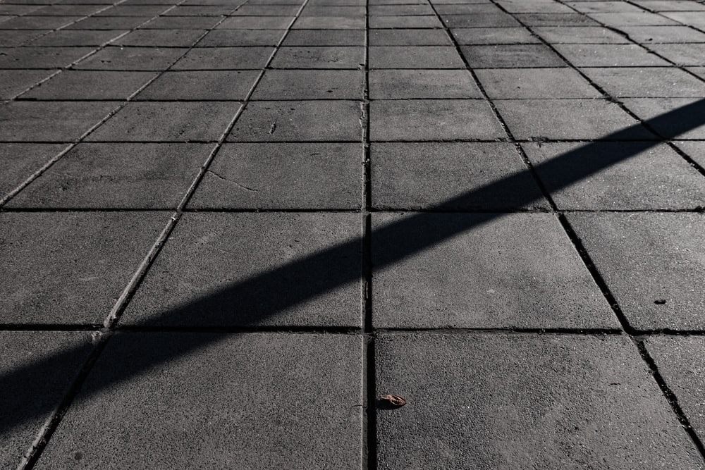gray concrete pavement during daytime