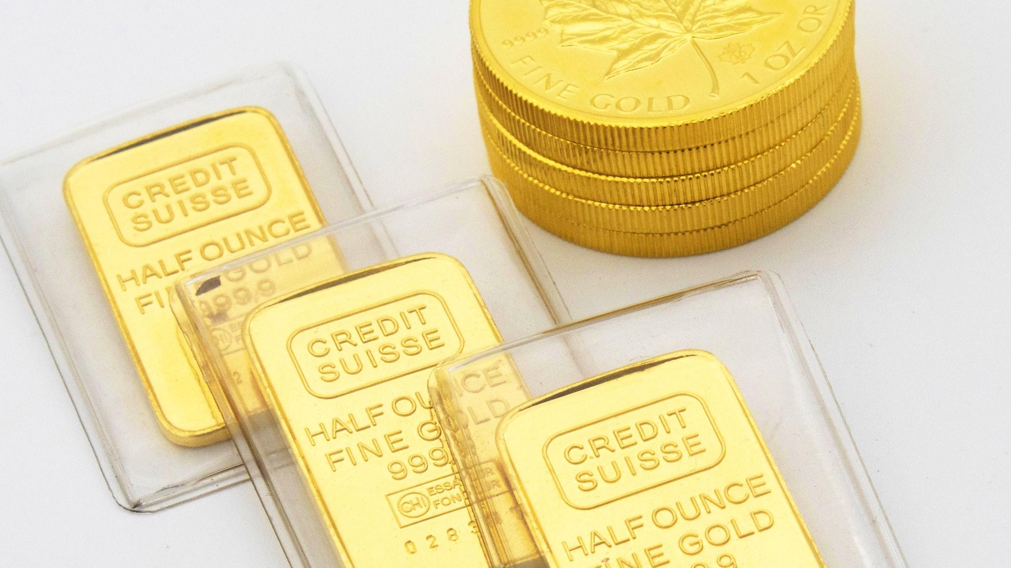 Bitcoin อาจมีค่าเหนือกว่าทองคำในโลกดิจิทัล