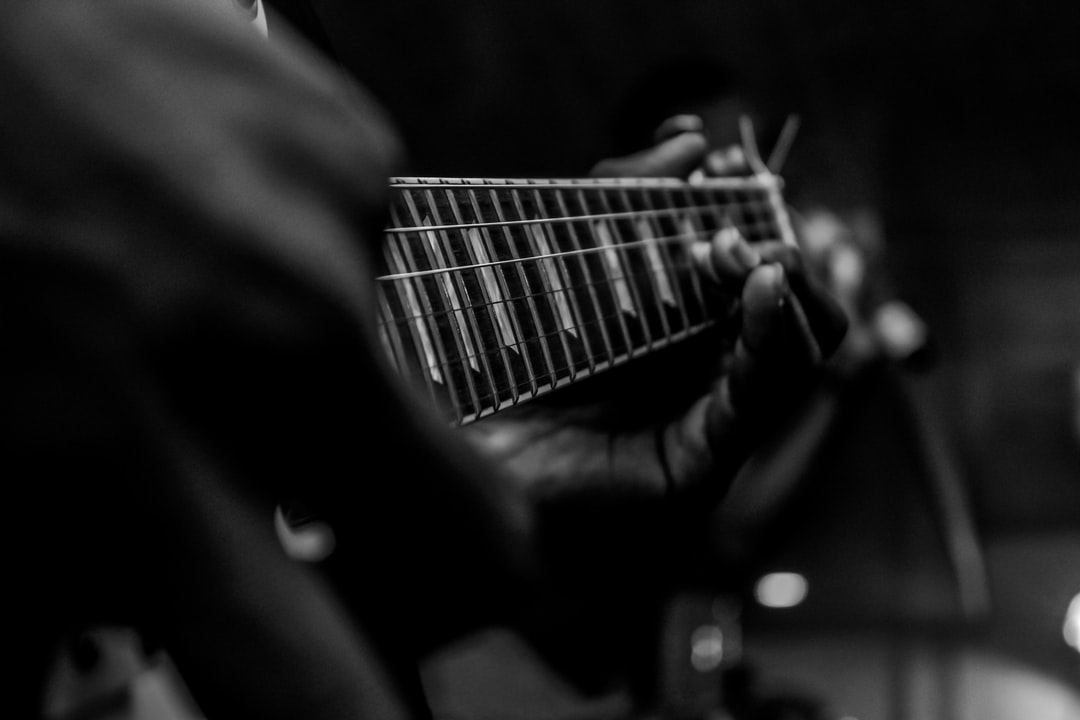 Wasfi Joukhadar: The Rising Guitar Artist That You Need to Know About