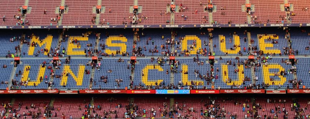 people in stadium during daytime