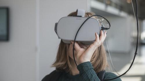 The Astonishing World of Virtual Reality