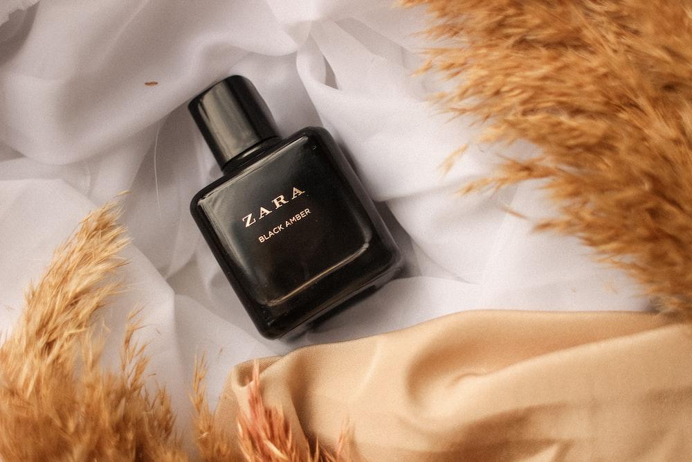 black calvin klein one perfume bottle
